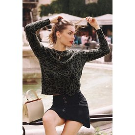 rail Rails Joanna Leopard Sweater