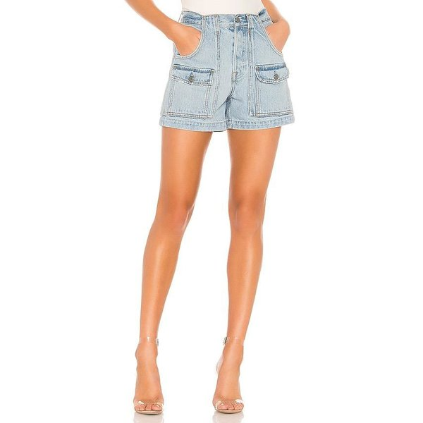 Girlfriend Girlfriend Pocket Shorts