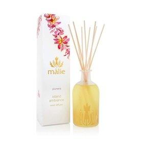 Malie Organics Malie Island Ambiance Reed Diffuser Plumeria