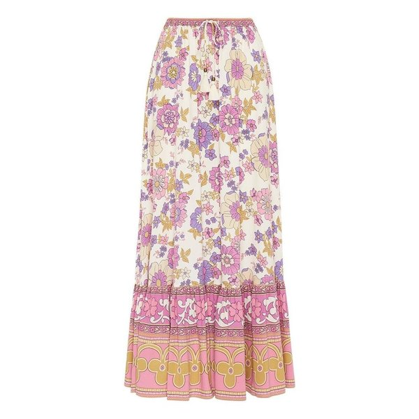 Spell Designs Spell Buttercup Maxi Skirt