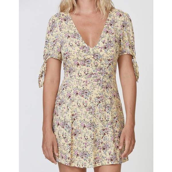 Auguste Auguste Lola Meadow Mini Dress