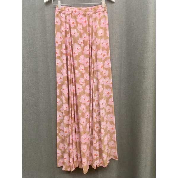 Acacia Acacia Marocco Silk Maxi Skirt