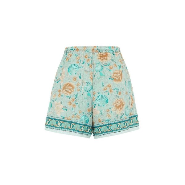 Spell Designs Spell Seashell Shorts, Seafoam