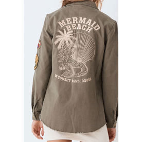 Spell Designs Spell Mermaid Twill Jacket