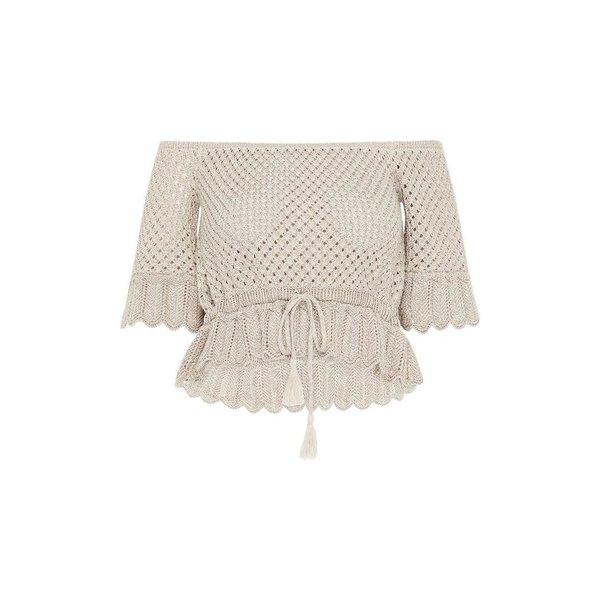 Spell Designs Spell Atlantic Crochet Top