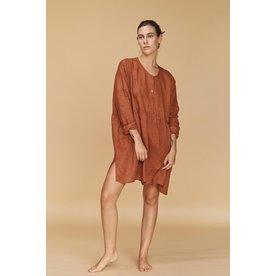 Acacia Acacia Soma Linen Dress