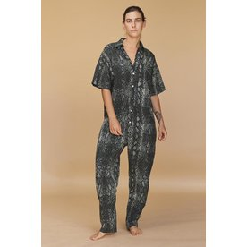 Acacia Acacia Teton Organic Cotton Jumpsuit