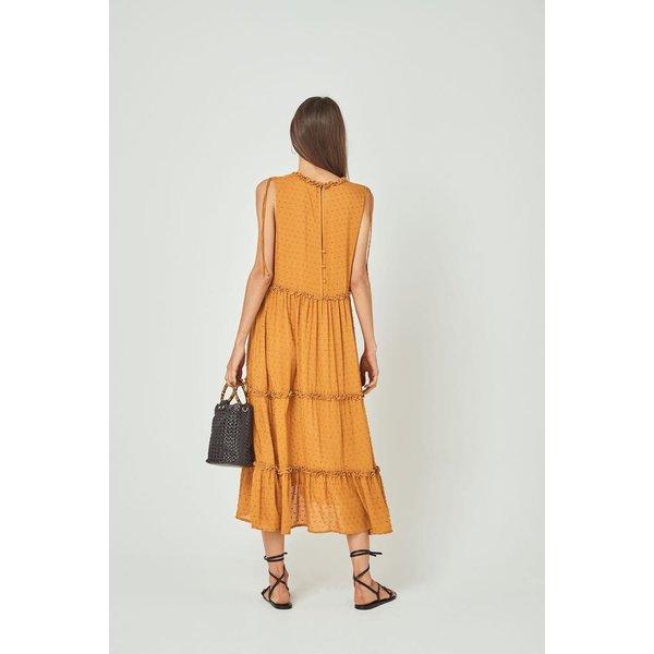 Auguste Auguste Farrah Midi Dress
