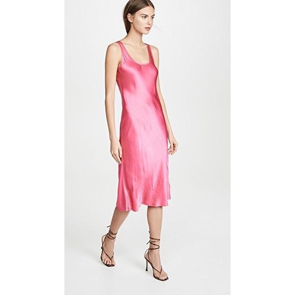 Nation Samantha Bias Cut Tank Dress