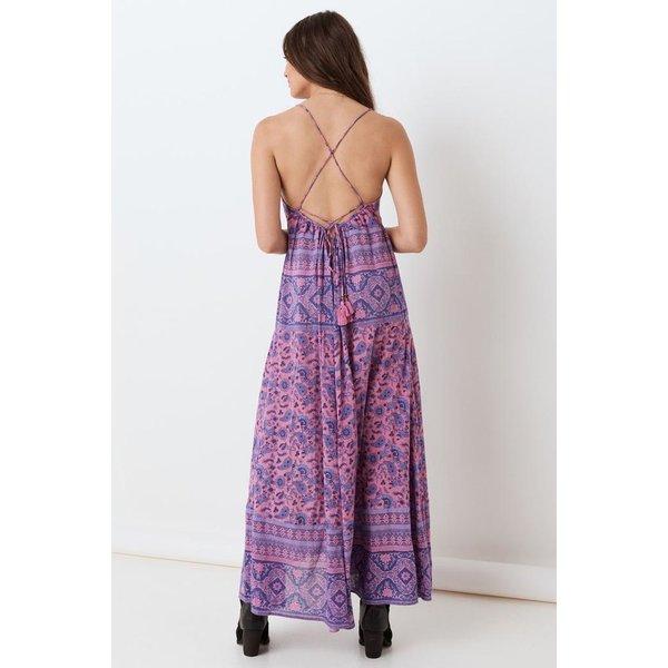 Spell Designs Spell Journey Strappy Maxi Dress