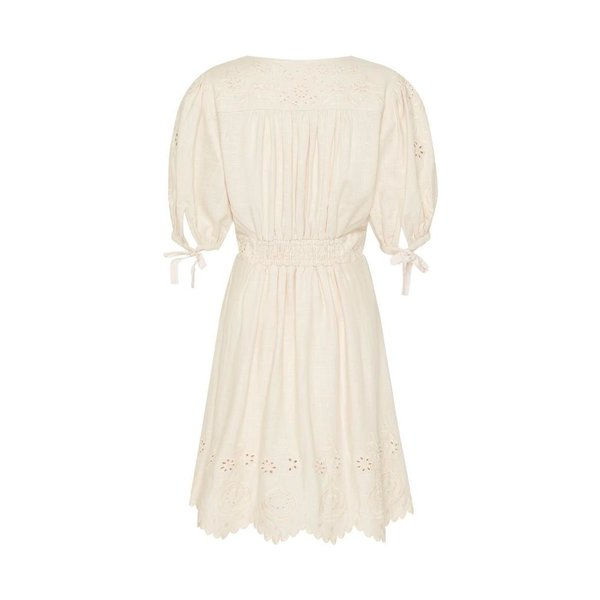 Spell Designs Spell Imogen Embroidered Party Dress