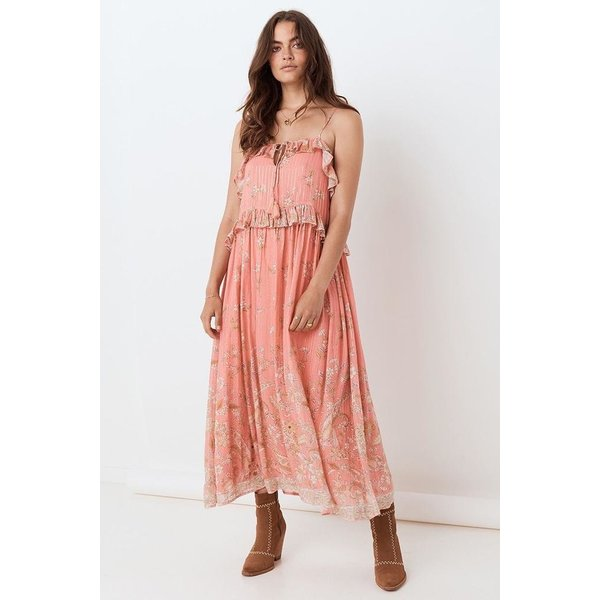 Spell Designs Spell Hendrix Strappy Maxi Dress