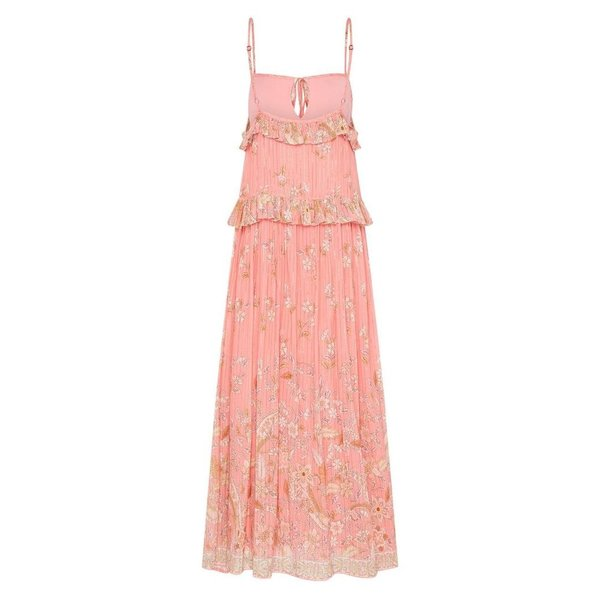 Spell Designs Spell Hendrix Strappy Maxi Dress
