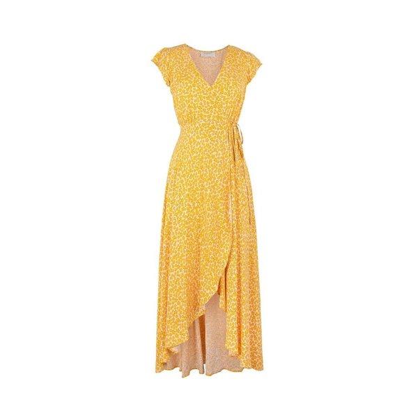 Auguste Auguste Dean Sierra Wrap Maxi Dress