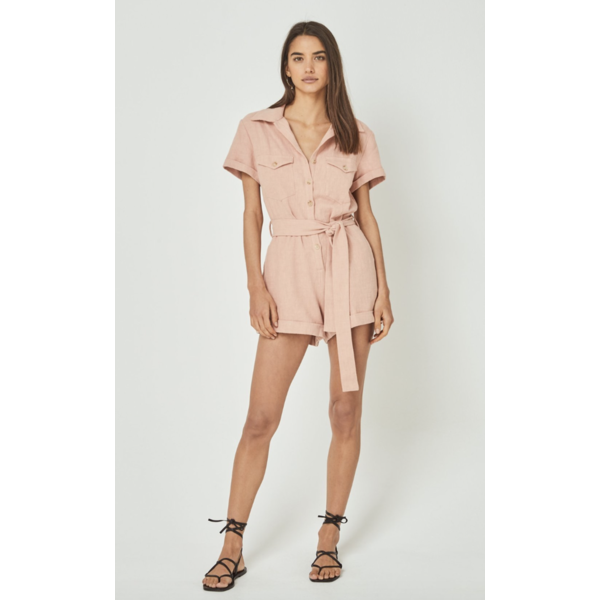Auguste Auguste Patty Playsuit
