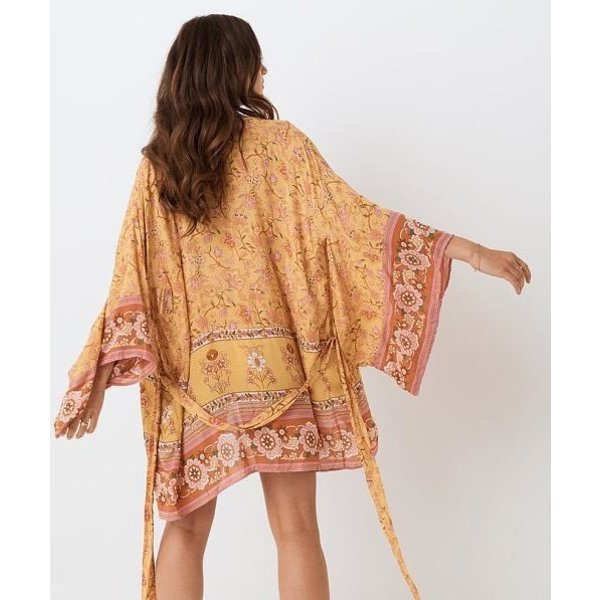 Spell Designs Spell Portobello Short Robe