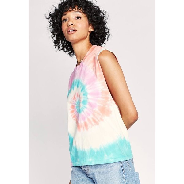 Daydreamer Daydreamer Tie Dye Rocker Muscle