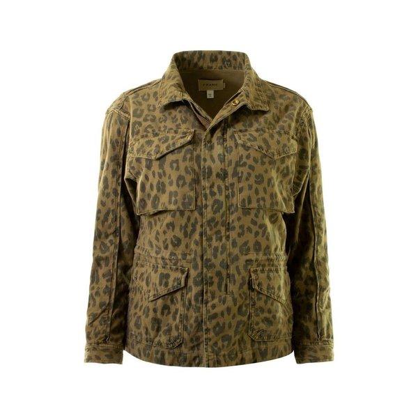 Frame Frame Cheetah Service Jacket