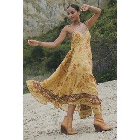 Spell Designs Spell Mystic Strappy Maxi Dress