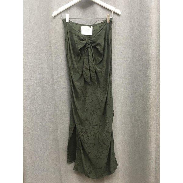 Acacia Acacia Quinn Silk Sretch Skirt