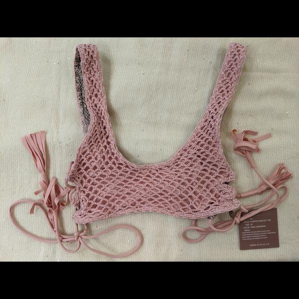 Acacia Acacia Hunter Crochet Top