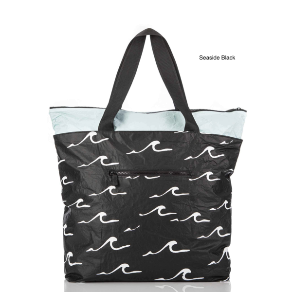 Aloha Collection Volume is 30 liters, features reinforced nylon straps and Splash Proof material