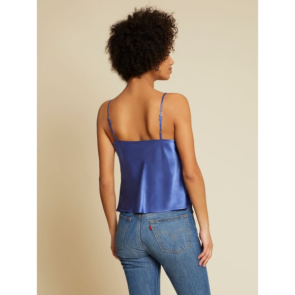Nation Nation Maxine Drapped Neck Cami