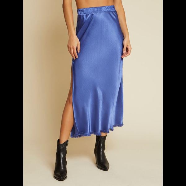 Nation Nation Maribel Bias Skirt w/Slit