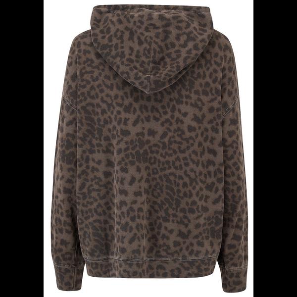 Sundry Sundry Leopard Cozy Hoodie