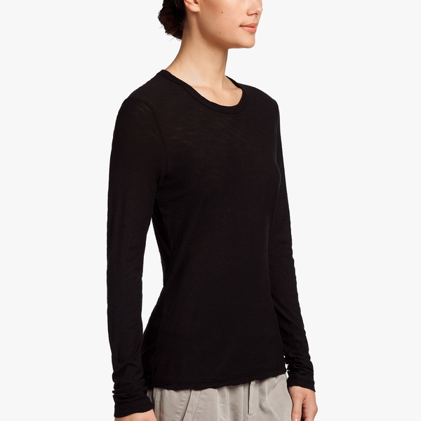 JAMES PERSE James Perse L/S Crew Tee