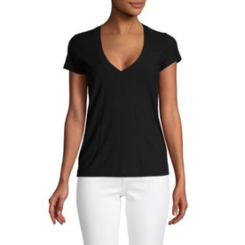 JAMES PERSE James Perse Casual T w/Reverse Binding