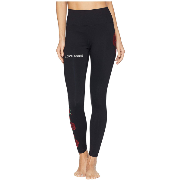 Spiritual Gangster Rose Perfect HW Legging