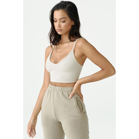 Joah Brown Joah Brown Strappy Crop Tank