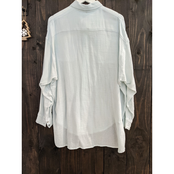 Acacia Acacia Santa Fe Cotton Gauze Top