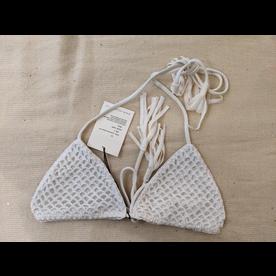 Acacia Acacia Crochet Triangle Top