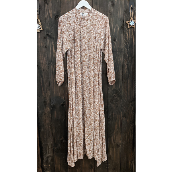 Acacia Acacia Sri Lanka Tencel Dress