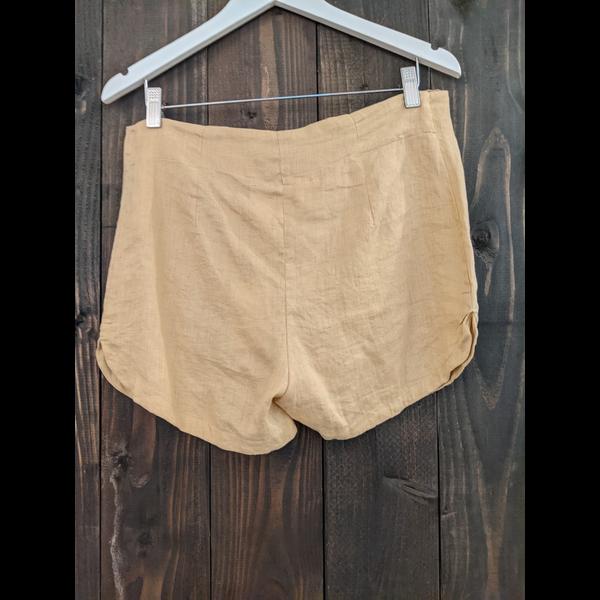 Acacia Acacia James Linen Shorts