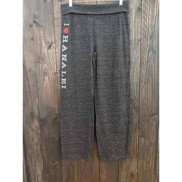 yesterday Yesterday Womens Fold Over Sweatpant