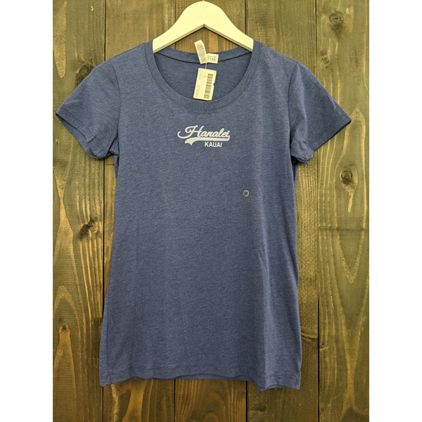 yesterday Yesterday Bella Ladies Tri-bend Tee