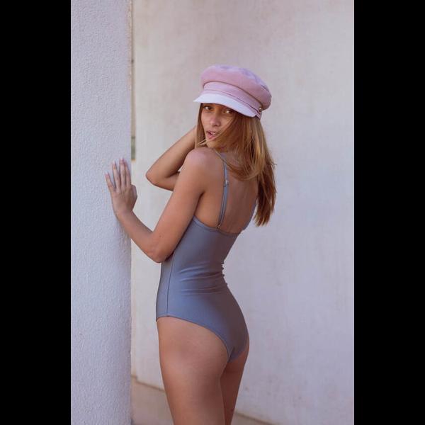 Estrela do Mar Estrela Swimwear Pheonix One Piece Swimsuit
