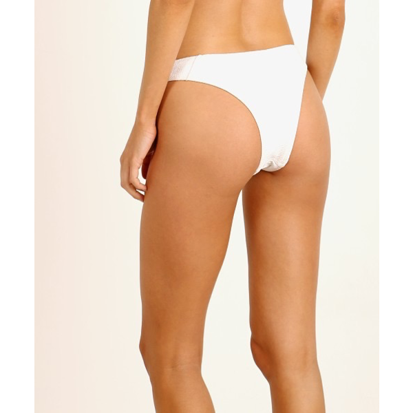 Mikoh Swimwear Mikoh Rangiroa Textured Classic Bottom
