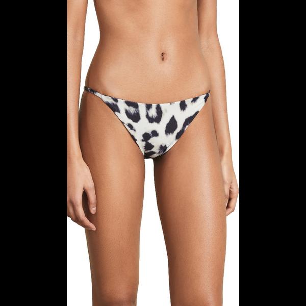 Mikoh Swimwear Mikoh Kingston Side Strap Full Cut Bottom