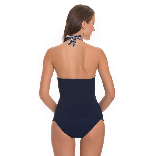 Gottex Profile Halter Tankini -Dress Size