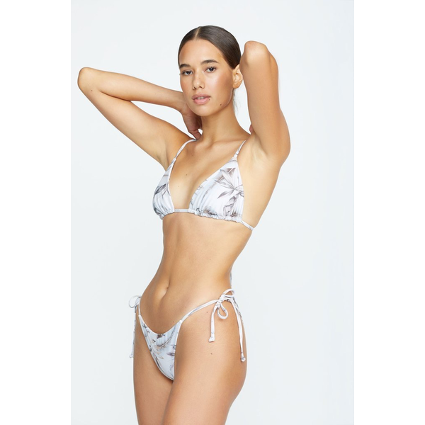 Mikoh Swimwear Mikoh Catalina Classic String Triangle Top