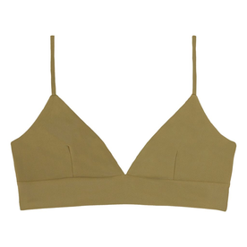 Mikoh Swimwear Mikoh Napoli Tri Bralette Adj Strap Top
