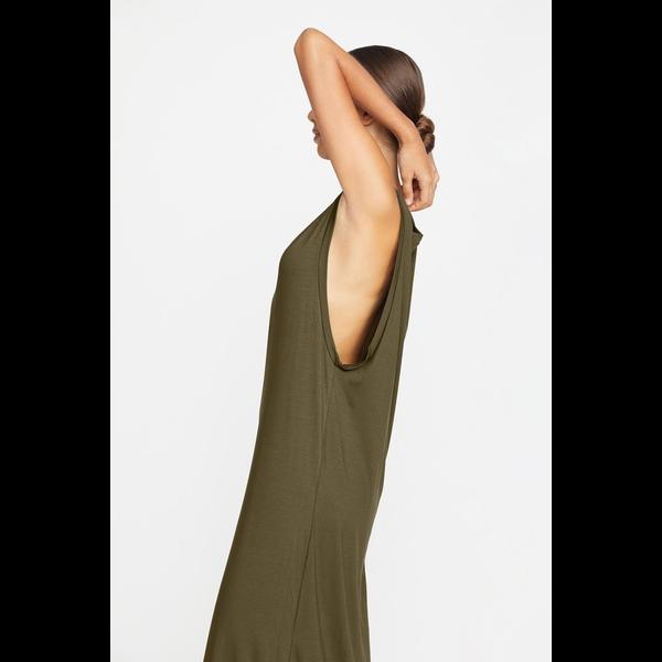 Mikoh Swimwear Mikoh Katsumi Sleeveless Midi Dress
