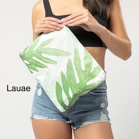 Aloha Collection Aloha Collection Mid-Size Pouch
