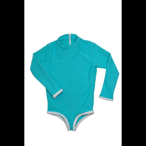 Lain Snow Swim Lain Snow Swim Girls Rashguard Full Suit