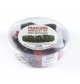 Paracord Kit -Green