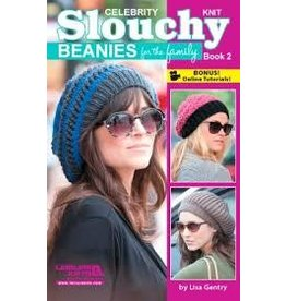 Leisure Arts Lesure Arts Booklet - Slouchy Beanies 2